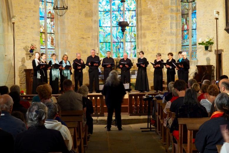 Direction de choeur – ensemble vocal classique Oceano Vox