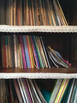 Bibliotheque musicale : livre et partitions