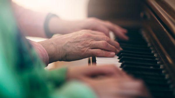 Piano quatres mains